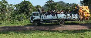 Getting to Mount Nyiragongo Volcano