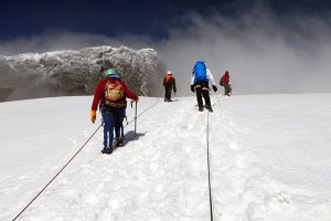 6 Days Rwenzori Mountain Climbing Adventure Safari