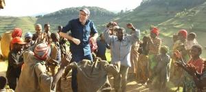 Batwa communities in Virunga National Park Congo