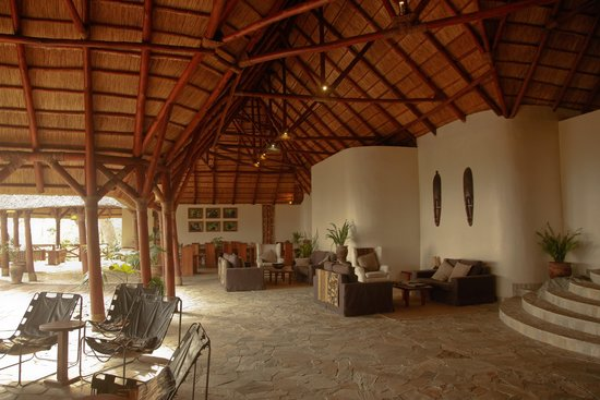 accommodation in Virunga national park