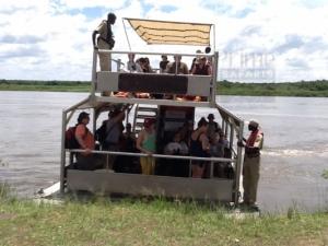 How to get to Virunga National Park Congo