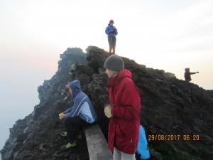 Mount Nyiragongo Volcano Congo